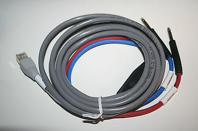 T1  Bantum Y With Two Bantum To Rj45 Test Patch Cable New Unused Hi Quality
