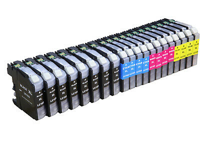 20Pk NEW LC103 XL Compatible Ink Cartridge For Brother MFC-J650DW J475DW J875DW