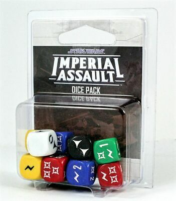 Star Wars Imperial Assault Board Game: Dice Pack