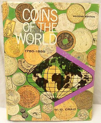 Coins of the World 2nd Edition by WD Craig
