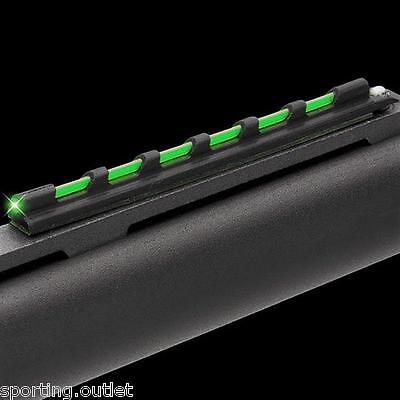 TruGlo Fibre-Optic Shotgun Sight Long Bead Variants Shooting Extra Bright New