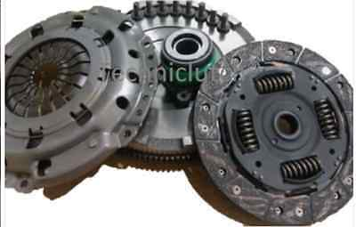 Vauxhall Zafira 2.0 Dti Dual Mass Replacement Flywheel And Clutch Kit With Csc