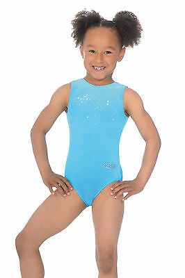The Zone Sparkle Butterfly Gymnastics Leotard - Various Sizes