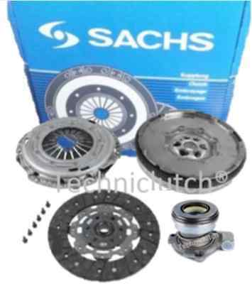 Vauxhall Vectra 150 1.9 Cdti 16V F40 Dmf Flywheel And Clutch Kit With Csc