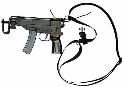 VZ61,SA61 Scorpion Tactical 1 & 2 Point Adjust Sling - High Quality CZ Product