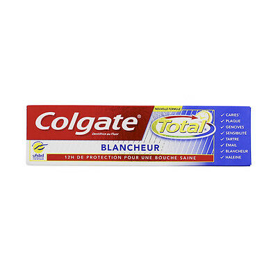 Colgate Total Dentifrice 75 ML Blancheur