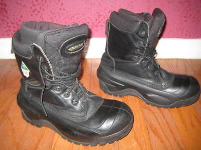 BAFFIN WORKHORSE Mens Sz 7 Winter Composite Safety Toe Boots 7157-0238