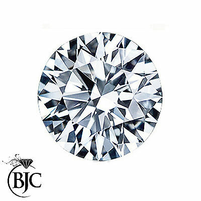 BJC® 0.03ct Loose Round Brilliant Cut Natural Diamond H I1 1.80mm Diameter
