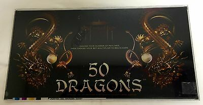 "ARISTOCRAT Belly Plexiglass "" 50 DRAGONS """