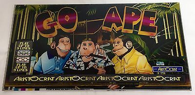 "ARISTOCRAT Belly Plexiglass "" GO APE """