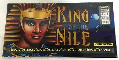 "ARISTOCRAT Belly Plexiglass ""KING OF THE NILE"""