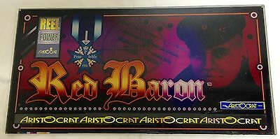 "ARISTOCRAT Belly Plexiglass ""RED BARON"""