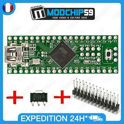 Teensy++ 2.0 USB AVR PS3 SP U Disk AT90USB1286 Arduino TE502 + régulateur 3.3v