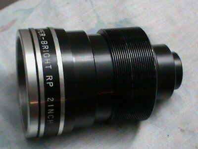 SINGER SUPER-BRIGHT RP 2 Inch f/1.4 Projection Lens