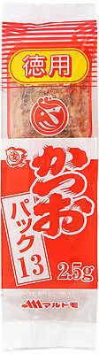 New KATSUOBUSHI Dried Bonito Flakes 2.5g×13 packs MARUTOMO from Japan