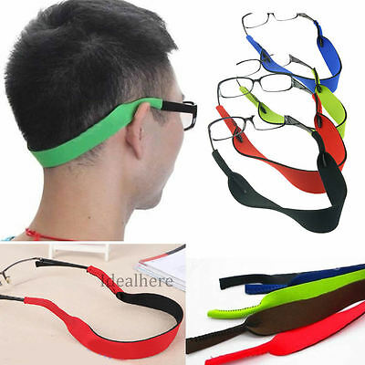 Spectacle Glasses Sunglasses Neoprene Stretchy lanyard Sports Band Strap Cord