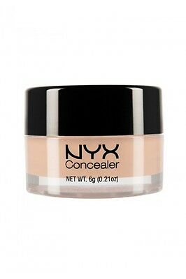 NYX Cosmetics Above & Beyond Full Coverage Concealer Jar - SELECT YOUR SHADE