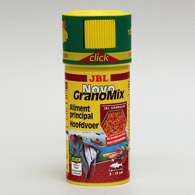 JBL NovoGranoMix Click 250ml Novo Grano Mix Fish Food