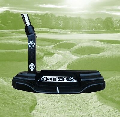 Very Rare, Bettinardi 44 Magnum Black BB1 DASS Putter no 4 of Only 17 Ever Made