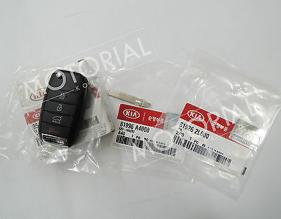2014-2016 KIA SOUL Genuine OEM Transmitter Assy-Keyless Entry