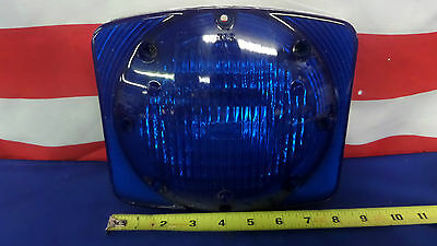 New Blue Weldon 2020 Fire and Rescue Lights