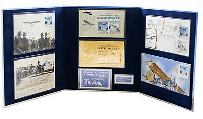 2014 - 100th Anniversary of First Air Mail (Limited Edition of 250)