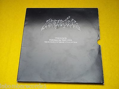 METALLICA ~ THE GOOD THE BAD & THE LIVE only box,no disc(VG++ to EX)  Ç