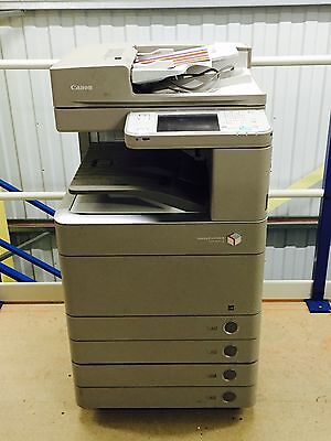 CANON IRAC 5030i 5045i  ALL-IN-ONE COLOUR OFFICE NETWORK PRINTER COPIER SCANNER
