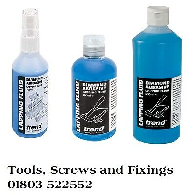 Trend Diamond Abrasive Lapping Fluid in 100ml, 250ml and 500ml