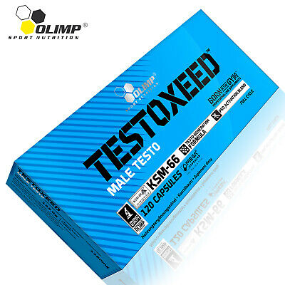 Testoxeed 30-180 Caps. Testosterone Booster Anabolic Enhance Muscle Growth Pills