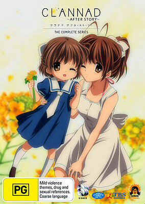 Clannad: After Story: The Complete Series  - DVD - NEW Region 4