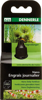 Dennerle Nano Daily Fertilizer Concentrate Aquarium Plant Fertiliser  15ml 3000L