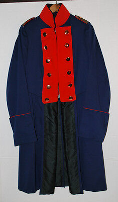 WWI Imperial German Officer's Overcoat, made in Strassburg - Named & Dated