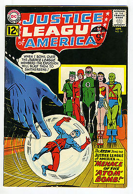 Justice League of America #14 FN 6.0