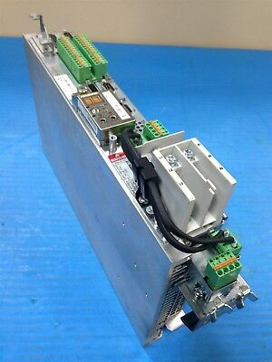 Used Indramat Dkc04.3-040-7-Fw Eco Drive Servo Drive 279771 Missing Cover (U4)