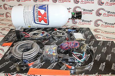 NX Nitrous Express Proton Plus Nitrous System with 10lb Bottle; NX-20421-10
