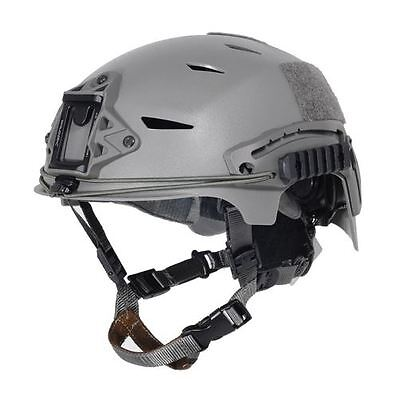 Airsoft Bump Type Helmet Fg Green Abs Marsoc Ussf Ops