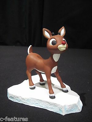 RUDOLPH THE RED-NOSED REINDEER Rankin/Bass MODEL KIT Raven Hood PRO BUILD-UP!