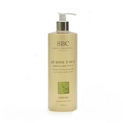 SBC All Skins 3 In 1 Cleanser Authorised SBC Seller