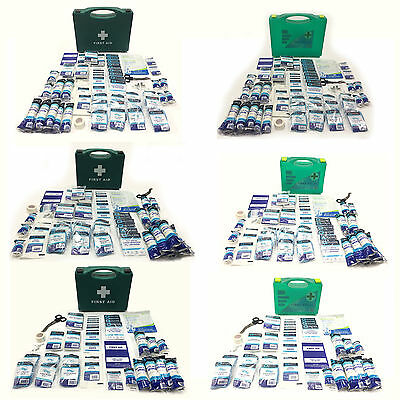 Qualicare Bsi Bs8599 Compliant Professional Workplace Essential First Aid Kits