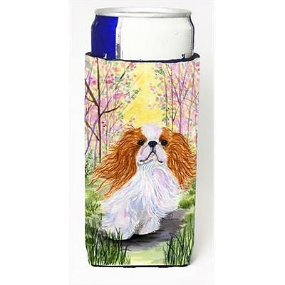 English Toy Spaniel Michelob Ultra bottle sleeves For Slim Cans