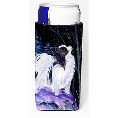 Starry Night Papillon Michelob Ultra bottle sleeves For Slim Cans