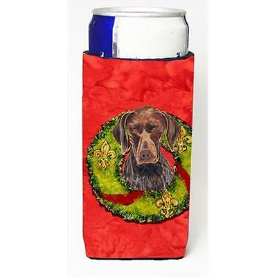 German Shorthaired Pointer Michelob Ultra bottle sleeves For Slim Cans