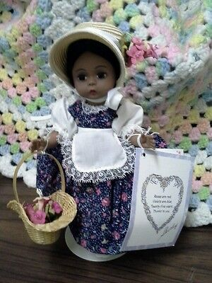 little collector madame alexander for Shirley's dollhouse 1999 african american