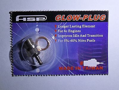 HSP - N3 (Hot)/N4 (Medium Hot) - RC NEW Glow Plug