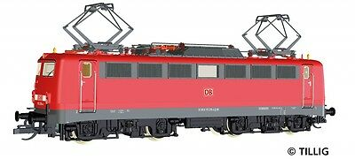 TILLIG 02391 TT electric locomotive BR 115 278-4 the DB AG Epoch VI