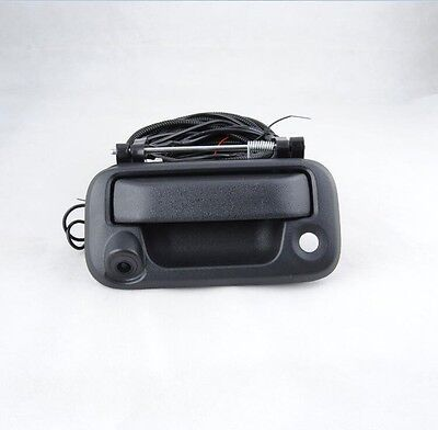 Car Backup Tailgate Handle Camera for 2004-2014 Ford F-150 F-250/F-350/450 08-14