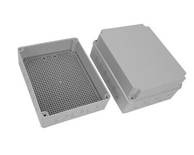Industrial Box ph-4a.1p 248x198x96 with Mounting Plate, JUNCTION BOX CASING