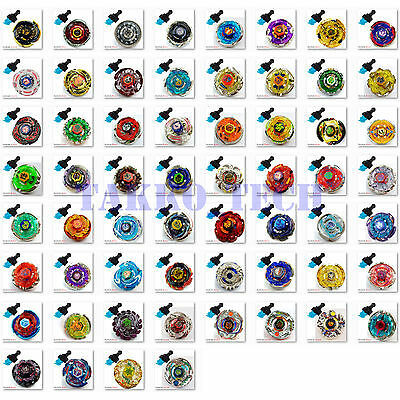 Beyblade Kreisel Fusion Masters Fury Metal+Fachlich Griff+Bey Launcher SELTEN