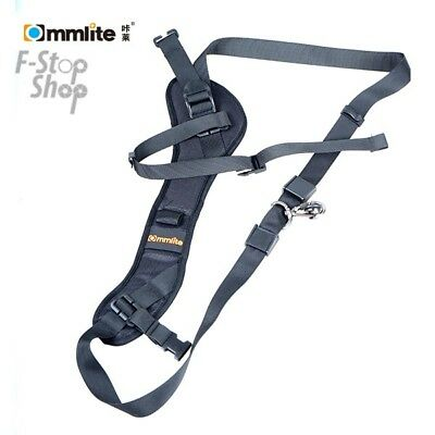 Commlite Quick-Release Camera Shoulder Sling Neck Strap Camera Belt SLR Canon